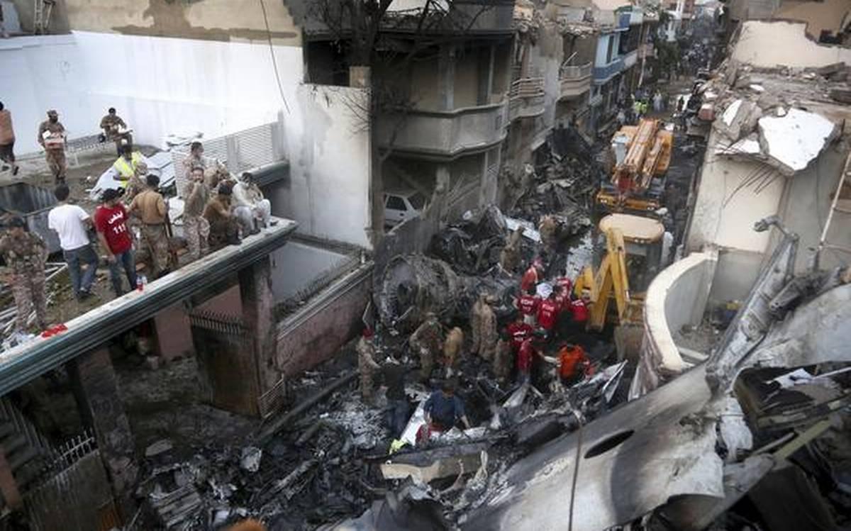 pakistan plane crash - photo #15